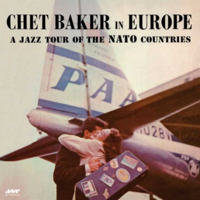 Obrázek pro Baker Chet - In Europe. A Jazz Tour Of The Nato Countries (LP)