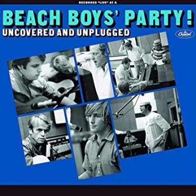 Obrázek pro Beach Boys - Beach Boys Party! Uncovered And Unplugged (LP)