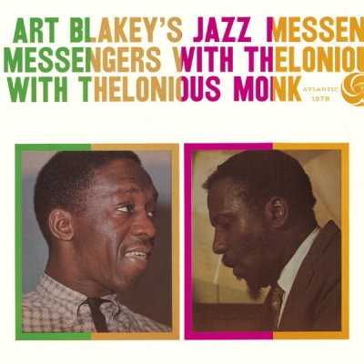 Obrázek pro Blakeys Art Jazz Messenger with Monk Thelonious - Art Blakey´s Jazz Messengers With Thelonious Monk