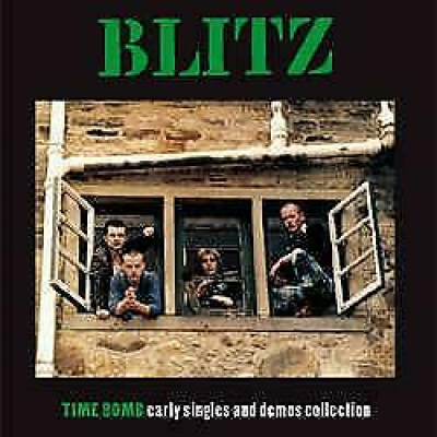 Obrázek pro Blitz - Time Bomb Early Singles And Demos Collection (LP)