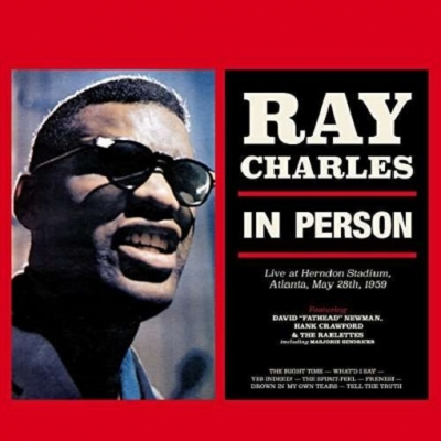 Obrázek pro Charles Ray - Ray Charles In Person (LP 180G)