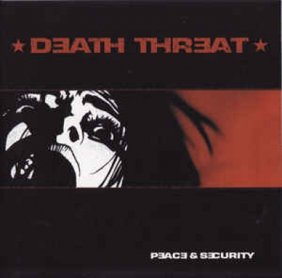 Obrázek pro Death Threat - Peace And Security (LP)