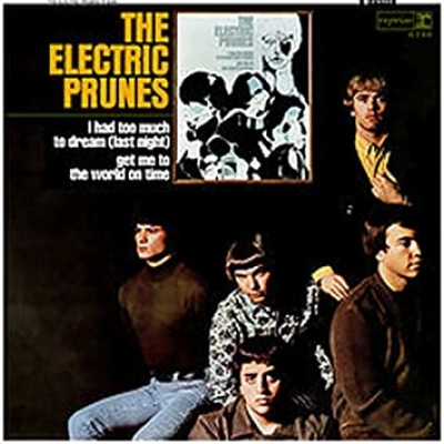 Obrázek pro Electric Prunes - I Had Too Much To Dream (LP)