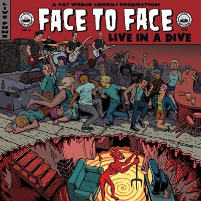 Obrázek pro Face To Face - Live In A Dive (LP)