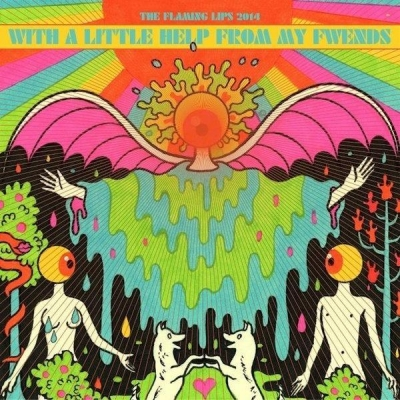 Obrázek pro Flaming Lips - With A Little Help From My Friends (LP)