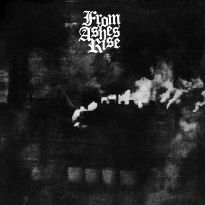 Obrázek pro From Ashes Rise - Concrete And Steel (LP)