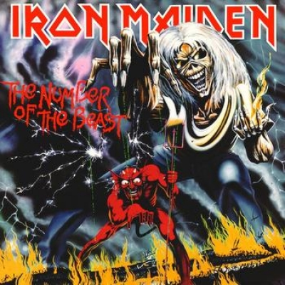 Obrázek pro Iron Maiden - Number Of The Beast (LP)