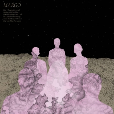 Obrázek pro Margo - First I Thought Everyone's Staring at Me but Then... (LP)
