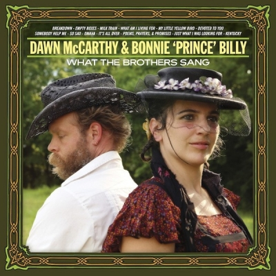 Obrázek pro McCarthy Dawn, Bonnie Prince Billy - What The Brothers Sang (LP)