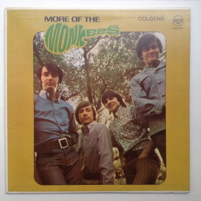 Obrázek pro Monkees - More Of The Monkees