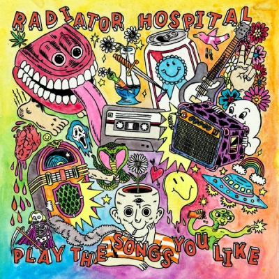 Obrázek pro Radiator Hospital - Play The Songs You Like (LP)
