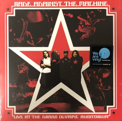 Obrázek pro Rage Against The Machine - Live At The Grand Olympic Auditorium (LP)