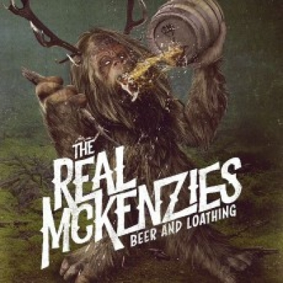 Obrázek pro Real McKenzies - Beer And Loathing (LP)