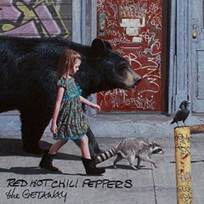Obrázek pro Red Hot Chilli Peppers - Getaway (LP)
