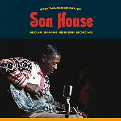 Obrázek pro Son House - Special Rider Blues. Son House Original 1940-1942 Mississippi Recordings (LP 180G)