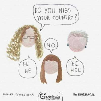 Obrázek pro Szydkowska Monika - Do You Miss Your Country?