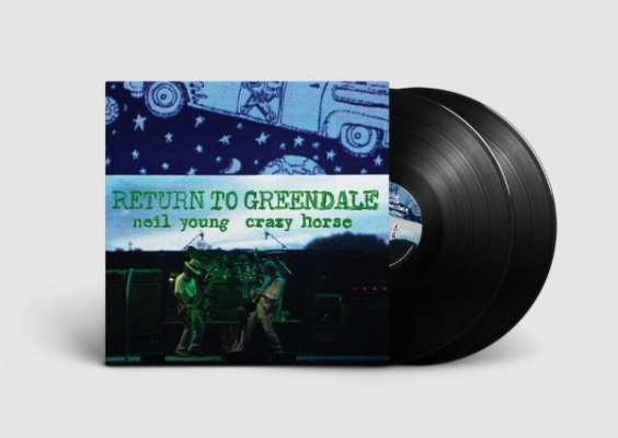 Obrázek pro Young Neil, Crazy Horse - Return To Greendale (LP)