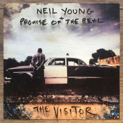 Obrázek pro Young Neil / Promise Of The Real - VISITOR