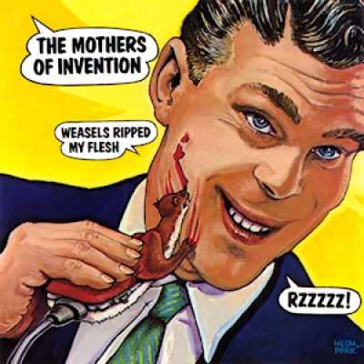 Obrázek pro Zappa Frank & Mothers of Invention - Weasels Ripped My Flesh (LP)